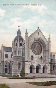 Florida Tampa Sacred Heart Catholic Church