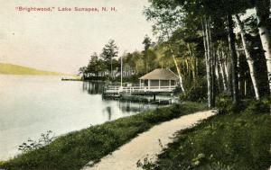 NH - Lake Sunapee. Brightwood