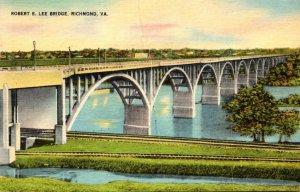 Virginia Richmond Robert E Lee Bridge