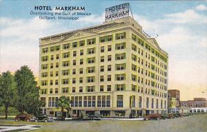 Mississippi Gulfport Hotel Markham