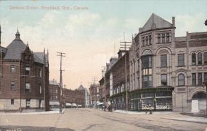 STRATFORD , Ontario , Canada , PU-1910 ; Downie Street
