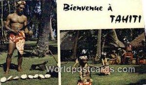 Polynesieene Tahiti French Polynesia 1967 Missing Stamp
