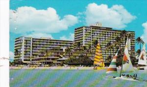 Hawaii Waikiki The Reef Hotel 1983