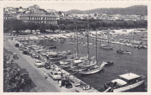 Le Quai St-Pierre, l'Hotel De Ville Et Les Allees, Cannes (Alpes Maritimes), ...