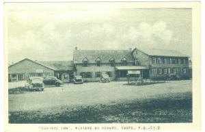 Caribou Inn, Riviere Au Renard. Gaspe PQ