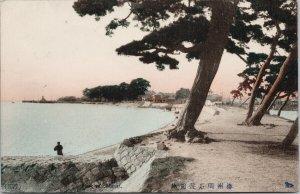 Park of Akashi Japan c1912 Postcard E64
