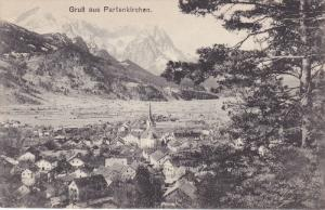 Gruss aus Partenkirchen , Germany , 00-10s