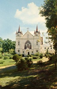 AL - Mobile. Spring Hill College, Chapel