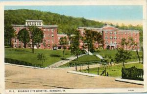VA - Roanoke. Roanoke City Hospital