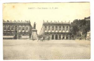 Place Stanislas, Nancy (Meurthe-et-Moselle), France, 1900-1910s
