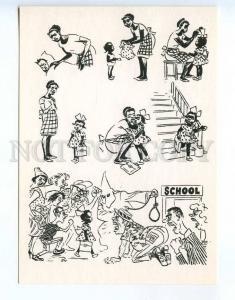 238095 Bidstrup caricature against racial discrimination