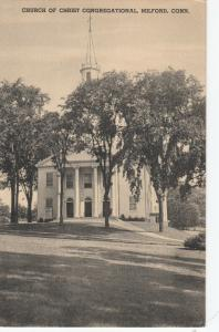 MILFORD , Connecticut, 1900-10s; Church of Christ Congregational