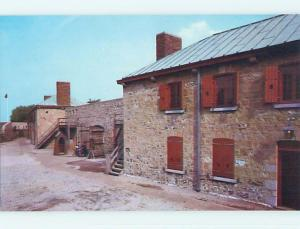 Unused Pre-1980 TOWN VIEW SCENE Ft. Fort Erie Ontario ON p8821