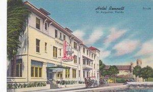 Florida Saint Augustine Hotel Bennett