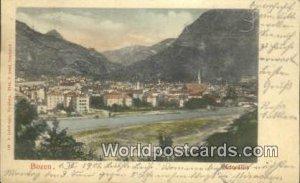 Bozen Austria 1901