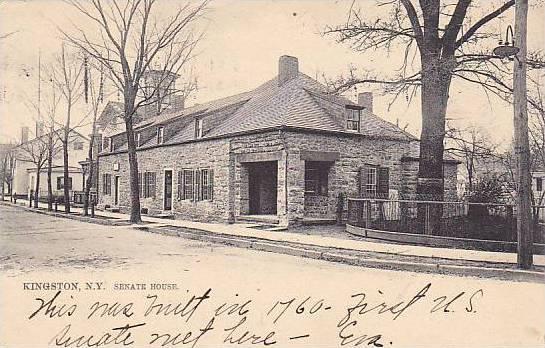 Senate House, Kingston, New York, PU-1905