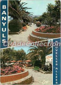 Postcard Modern Banyuls sur Mer (P O) New aisles