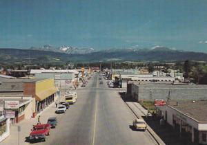 Main Street , SMITHERS , B.C. , Canada , 1960s