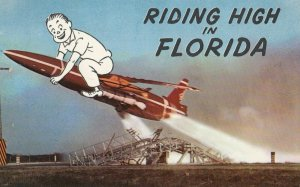 Riding High in Florida , 1950-60s