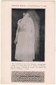 Librairie Spirite, Le Courrier Spirits Belge - GHOST