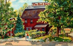Connecticut Westport The Red Barn Restaurant