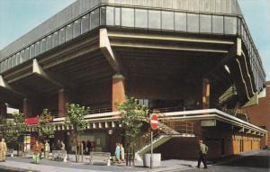 PRESTON, Lancashire, England, 1940-1960's; New Guildhall