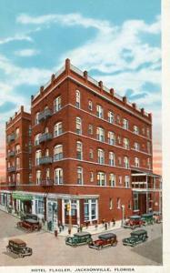 FL- Jacksonville- Hotel Flagler