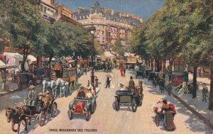 PARIS , France , 00-10s ; Boulevard Des Italiens ; TUCK Serie 950 P No 56