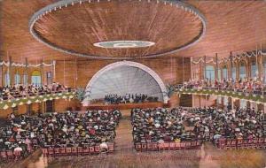 California Long Beach Interior Auditorium