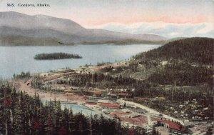 Cordova, Alaska, early postcard, unused