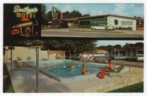 St. Petersburg, Florida, Early Views of Southgate Motel