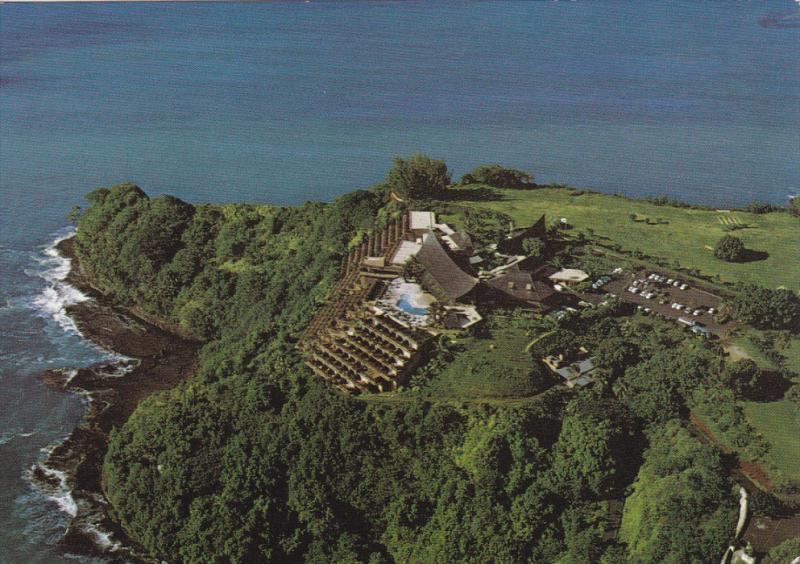 Hotel Tahara'a , TAHITI , 50-70s