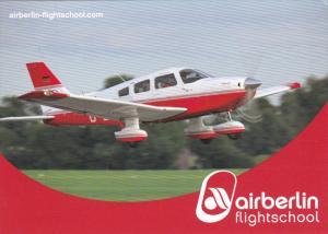 AIRBERLIN flightschool Airplane  , 70-90s