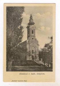 Kistalyai r. Kath. Templom, Hungary 00-10s