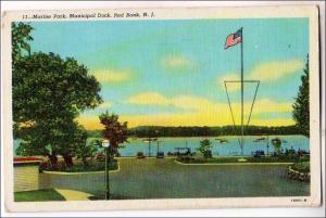 Marine Park, Dock, Red Bank NJ