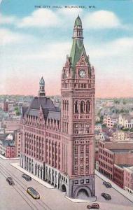 Wisconsin Milwaukee The City Hall