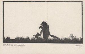 DIEFENBACH : Fantasy Silhouette , 00-10s ; Teilbild 13