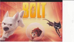 ADV: Disney Movie Bolt, Mittens the Cat, Rhino the Hamster & Bolt the Dog R...