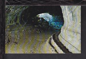 Valentine Cave,Lava Beds Monument,CA Postcard BIN
