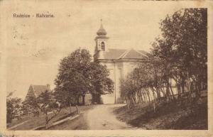 Czech Republic Radnice Kalvarie 02.54