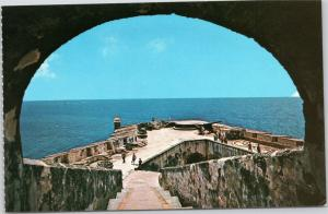 Santa Barbara Bastion and Gun Emplacements, Castillo San Felipe del Morro
