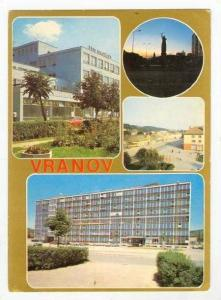 Multiview: Sights around Vranov nad Topl´ou,Slovakia 1960-70s