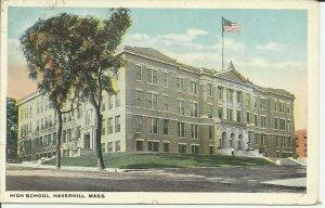 Haverhill, Mass., High School