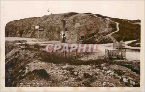 Modern Postcard Fort de Vaux captured by the Germans on the night of 8 to 9 J...