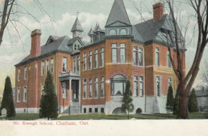 CHATHAM , Ontario , Canada , 00-10s ; Me. Keough School