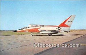 North American F107A WPAFB, Ohio, USA Unused