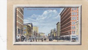 WINNIPEG , Manitoba , Canada , PU-1911 ; Portage Street
