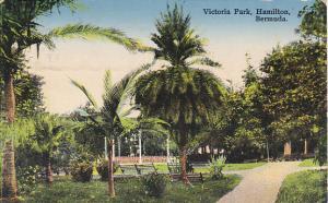 Bermuda Victoria Park Hamilton 1936
