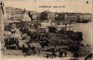 CPA MARSEILLE Quai du Port (445190)