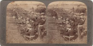 SV: NEWPORT NEWS, Virginia, 1890s ; 160th Indiana Volunteers ; Ver-2